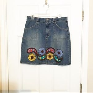 Lilly Pulitzer Jean Skirt